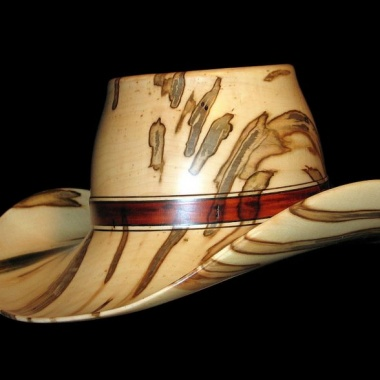 Ambrosia Maple Cowboy Hat