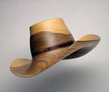 Cowboy Hat Burnished